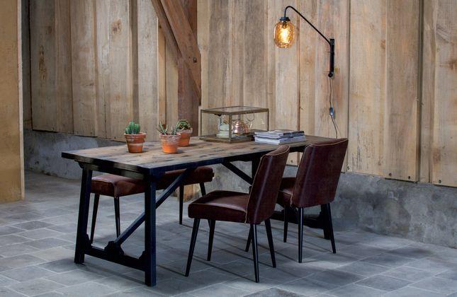 BePureHome Craft Eettafel