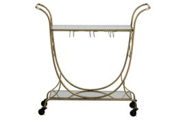 BePureHome Decadent Trolley