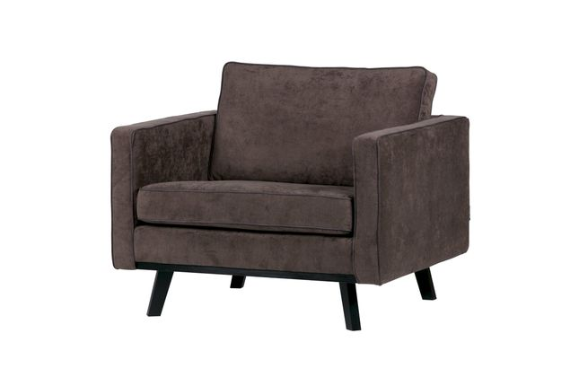 BePureHome Rebel Brushed Fauteuil