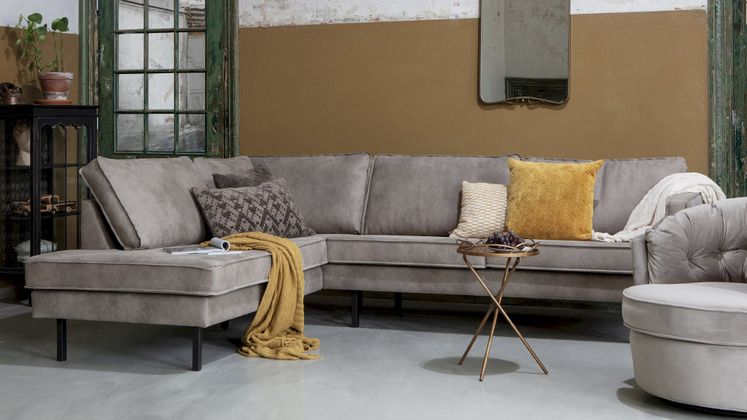 BePureHome Rodeo Links Hoekbank