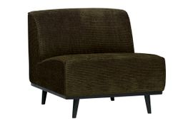 BePureHome Statement Rib Fauteuil