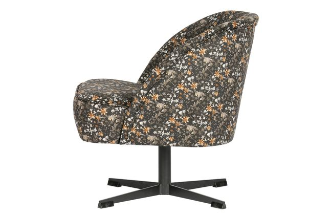 BePureHome Vogue Draaifauteuil