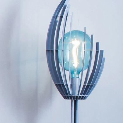 Bert Plantagie Finn Vloerlamp