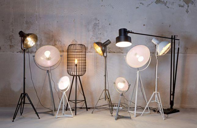 Blown Tafellamp