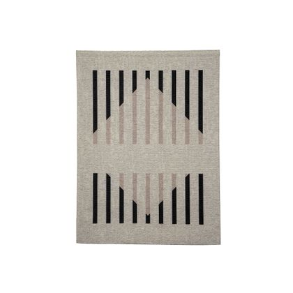 Bodilson Tapestry Striped Wandkleed