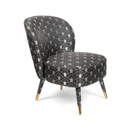 Bold Monkey Well Dressed Cocktail Fauteuil
