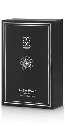 COCO maison Amber Wood Giftset