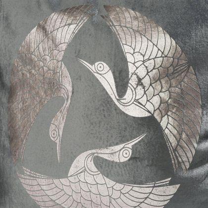 COCO maison Birds Kussen