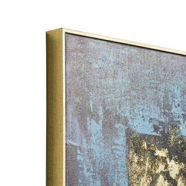 COCO maison Blue Abstract Schilderij