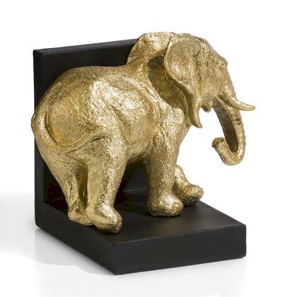 COCO maison Elephants Boekensteun