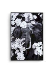 COCO maison Flower Elephant Wanddecoratie