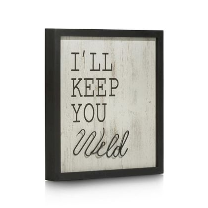 COCO maison Keep You Wild Schilderij