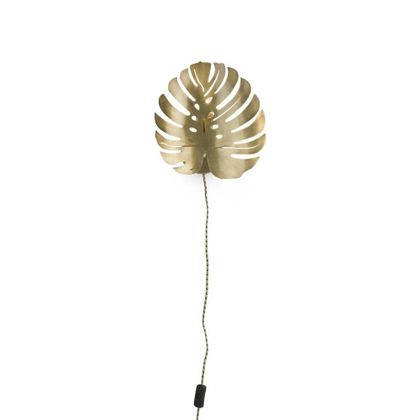 COCO maison Monstera Leaf Wandlamp