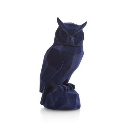 COCO maison Owl Beeld