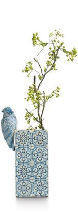 COCO maison Parrot Vaas