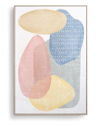 COCO maison Pastels Schilderij