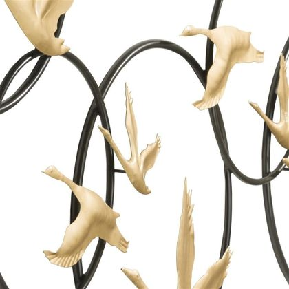 COCO maison Stork Wanddecoratie