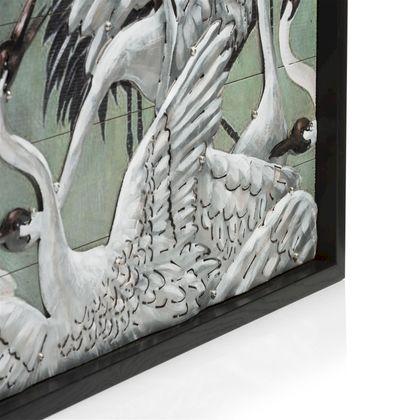 COCO maison Storks Schilderij