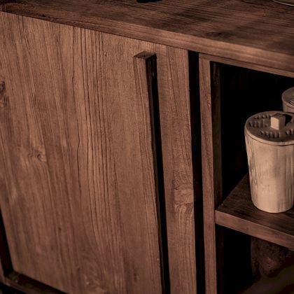 d-Bodhi Outline 2 Doors Boekenkast