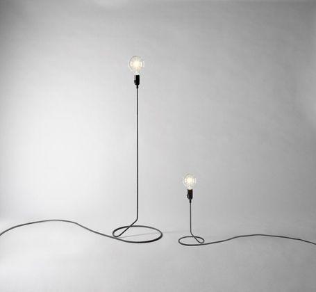 Design House Stockholm Cord Vloerlamp