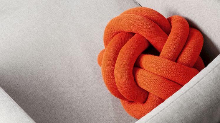 Design House Stockholm Knot Sierkussen