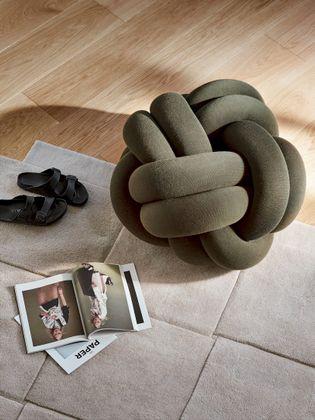 Design House Stockholm Knot XL Zitkussen