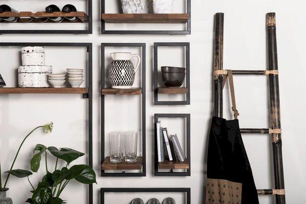 DTP Interiors Shelfmate Natural Wijnrek