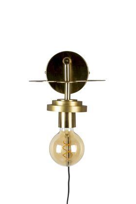 Dutchbone Aden Brass Wandlamp