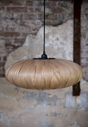 Dutchbone Bond Oval Hanglamp