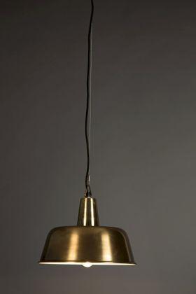 Dutchbone Brass Freak Hanglamp