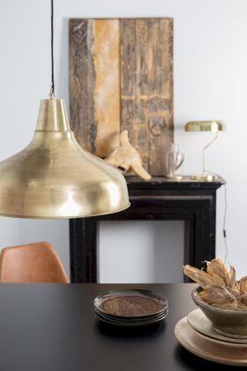 Dutchbone Brass Mania Hanglamp