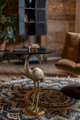 Dutchbone Crane Bijzettafel