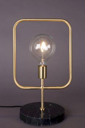 Dutchbone Cubo Tafellamp