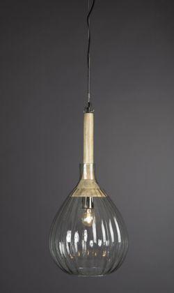 Dutchbone Drop Glass Hanglamp