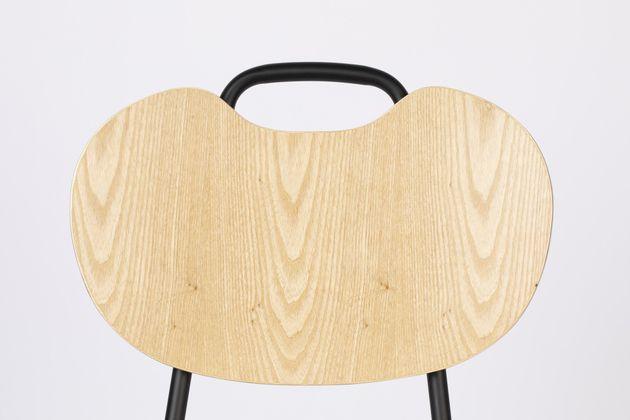 Eijerkamp Collectie Aspen Wood Counter Stoel