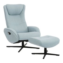 Eijerkamp Collectie Jack Relaxfauteuil+Hocker