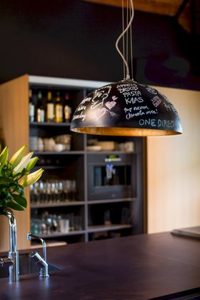 Eijerkamp Collectie Mezzo Chalk Hanglamp