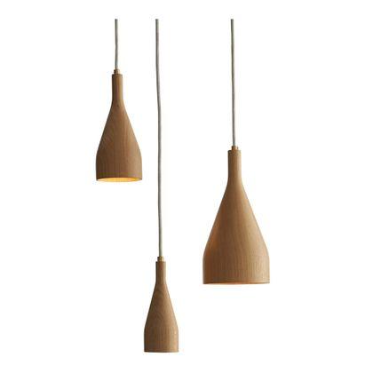 Eijerkamp Collectie Timber M Hanglamp