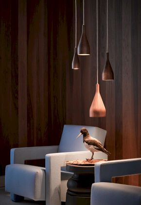 Eijerkamp Collectie Timber S Hanglamp