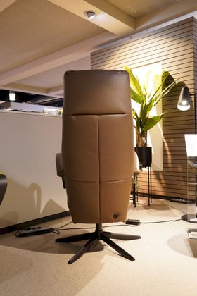 Eijerkamp Collectie Twister Relaxfauteuil