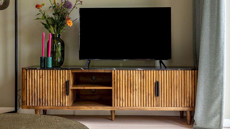Eleonora Carter 3 deurs Tv-meubel
