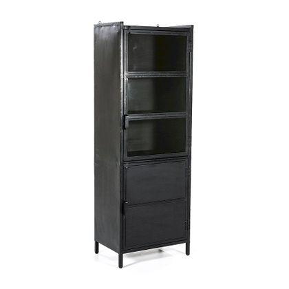 Eleonora Industrieel 1 deur Opbergkast