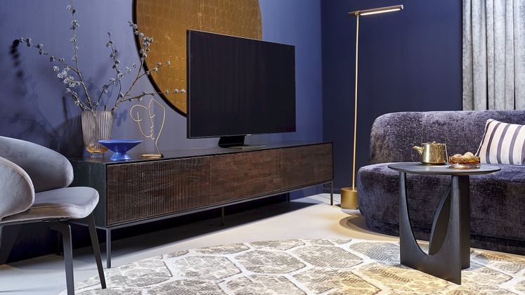 Ethnicraft Grooves Tv-meubel