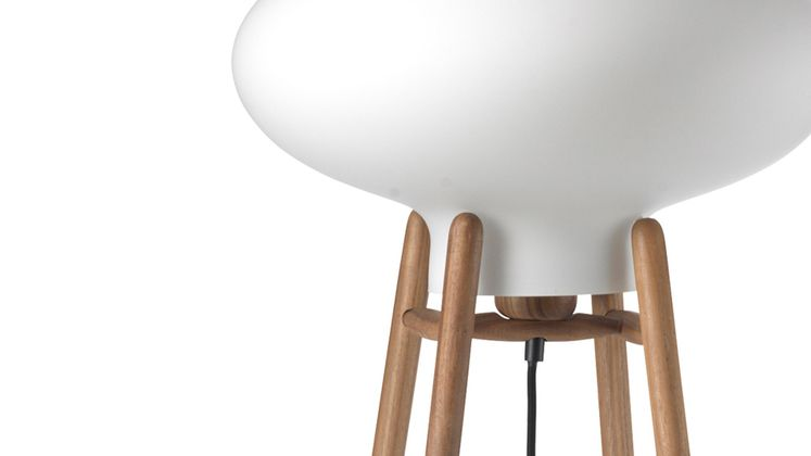 FDB Møbler Hiti Vloerlamp