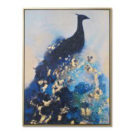 Feelings Peacock Wanddecoratie