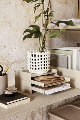 Ferm Living Ceramic L Pot