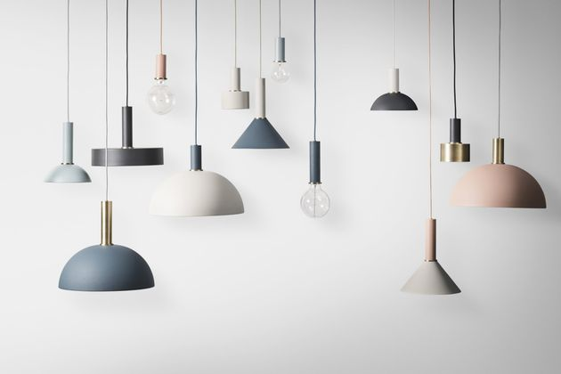 Ferm Living Collect Disc Low Hanglamp
