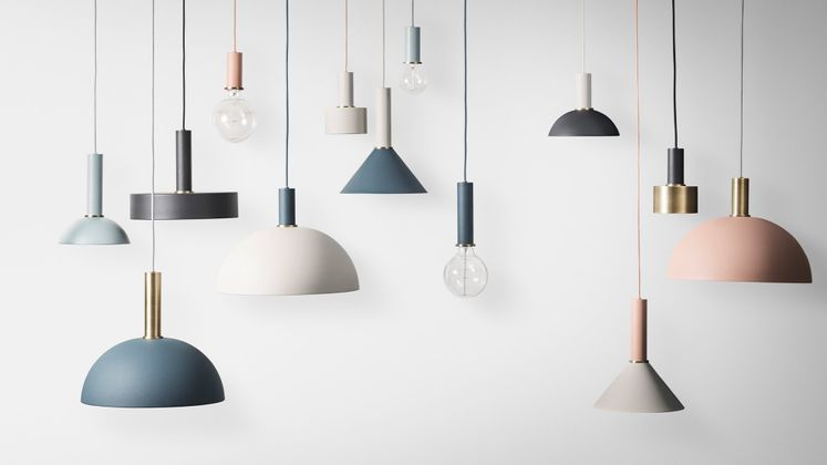 Ferm Living Collect Record High Hanglamp