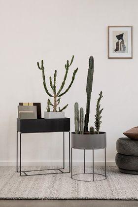 Ferm Living Plant Box Round Plantenbak
