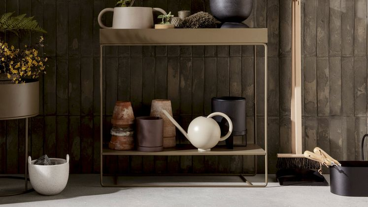 Ferm Living Two Tier Plantenstandaard